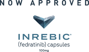 NOW APPROVED INREBIC (fedratinib) capsules 100mg